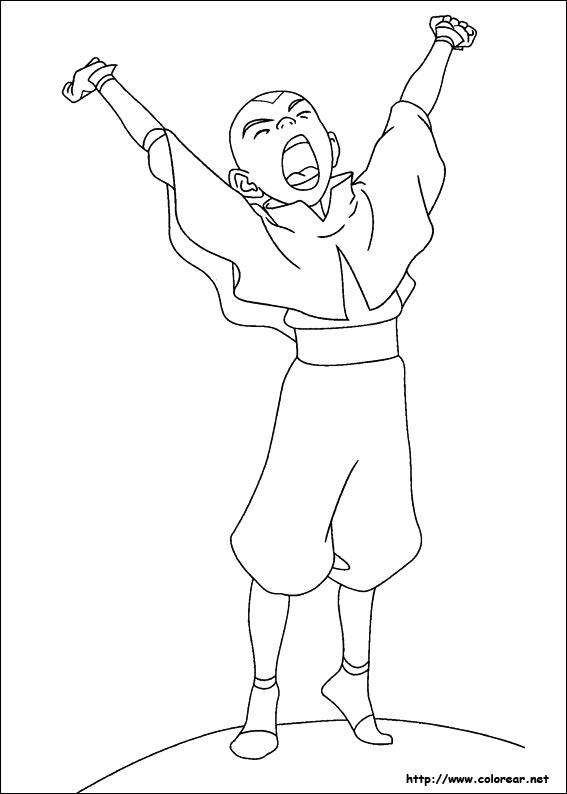 Dibujos de avatar la leyenda de aang volver a la categoría avatar la