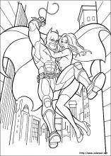 Dibujos De Batman Para Colorear En Colorear Net