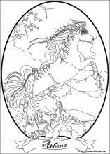 Dibujos de bella sara para colorear en - Dessin bella sara ...