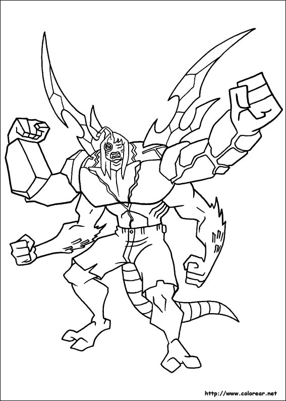xlr8 coloring pages - photo#50