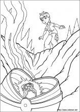 Dibujos De Ben 10 Para Colorear En Colorearnet