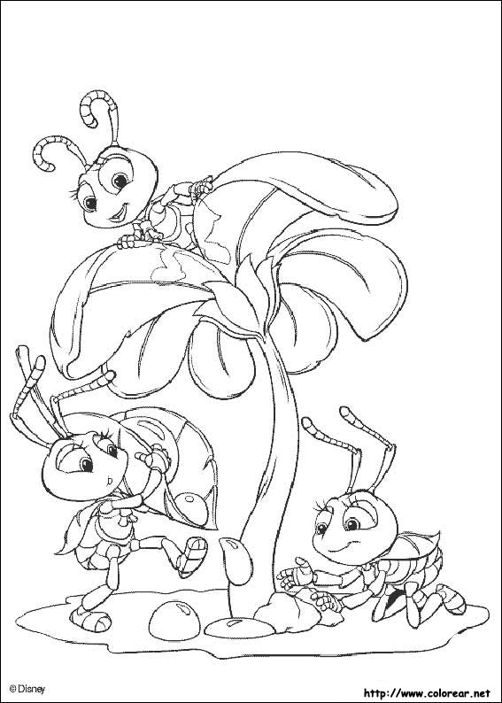 classic characters coloring pages - photo#41