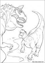 Dibujos De Dinosaurio Para Colorear En Colorearnet