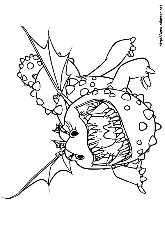 Imagenes de dragones de berk para dibujar - Imagui