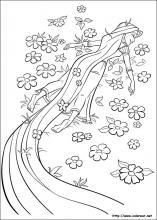 Dibujos De Enredados Para Colorear En Colorearnet