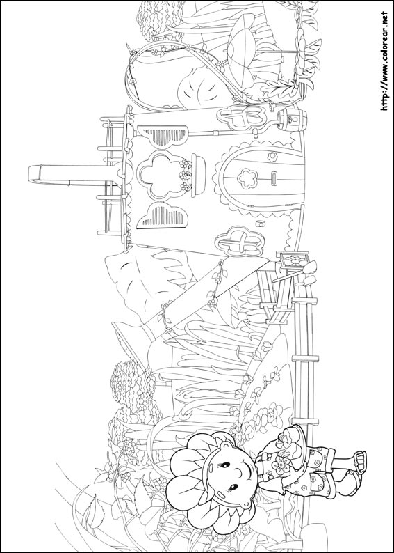fifi coloring pages - photo#32