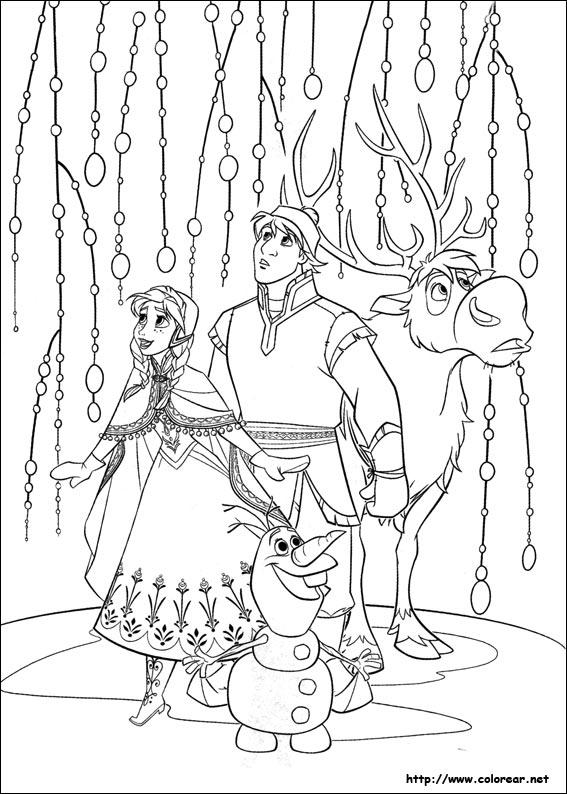 Como dibujar a Olaf paso a paso - Frozen | How to draw