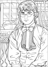 Dibujos De Harry Potter Para Colorear En Colorear Net