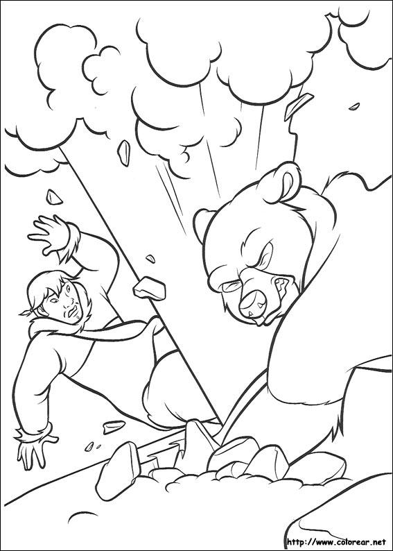 Dibujos De Hermano Oso Para Pintar. Dibujos de OSOS (Para Colorear y ...