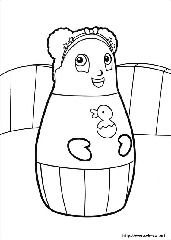 los homies coloring pages | Dibujos para colorear de Los héroes de Higglytown