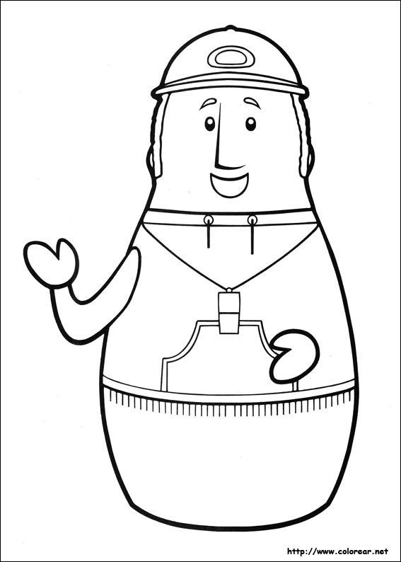 Dibujos para colorear de los h roes de higglytown for Higglytown heroes coloring pages