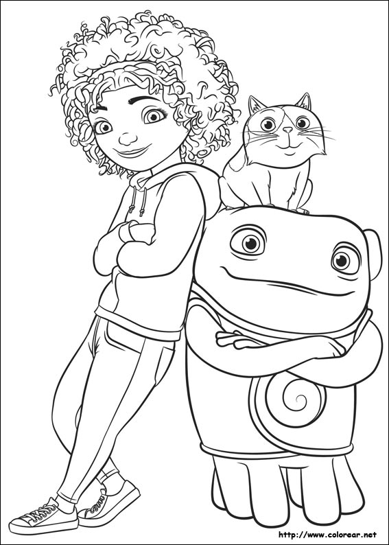 household coloring pages - photo#36