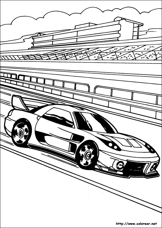 Imágenes+De+Autos+Para+Colorear | Coloring - Cars | Pinterest ...