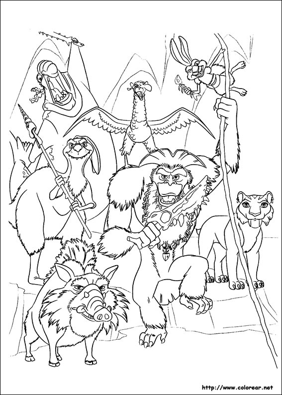 age 4 coloring pages - photo#14