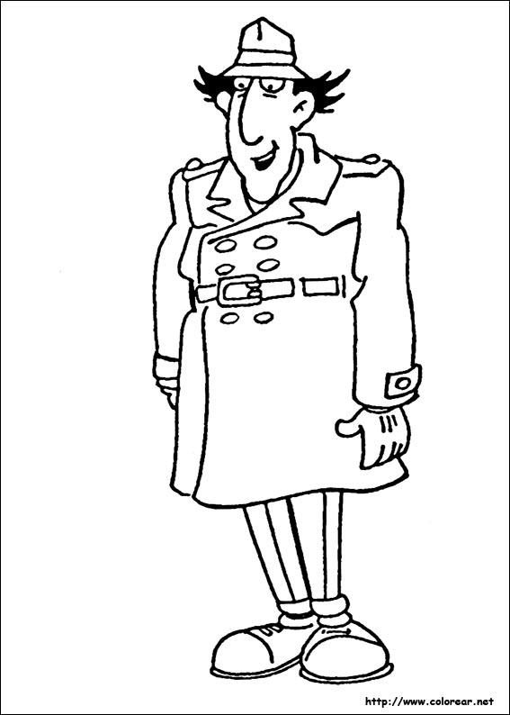 Dibujos de Inspector Gadget