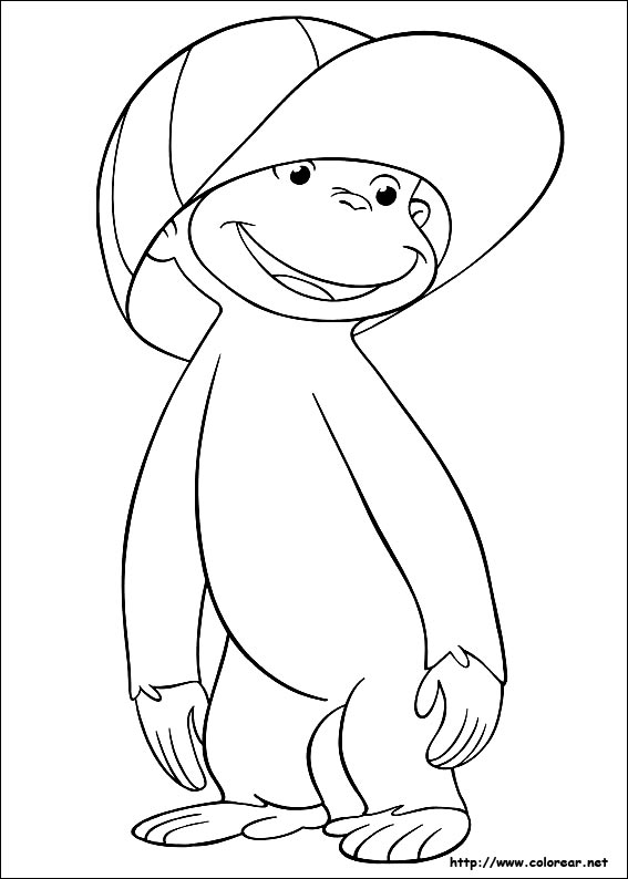 curious george coloring pages photosynthesis - photo#20