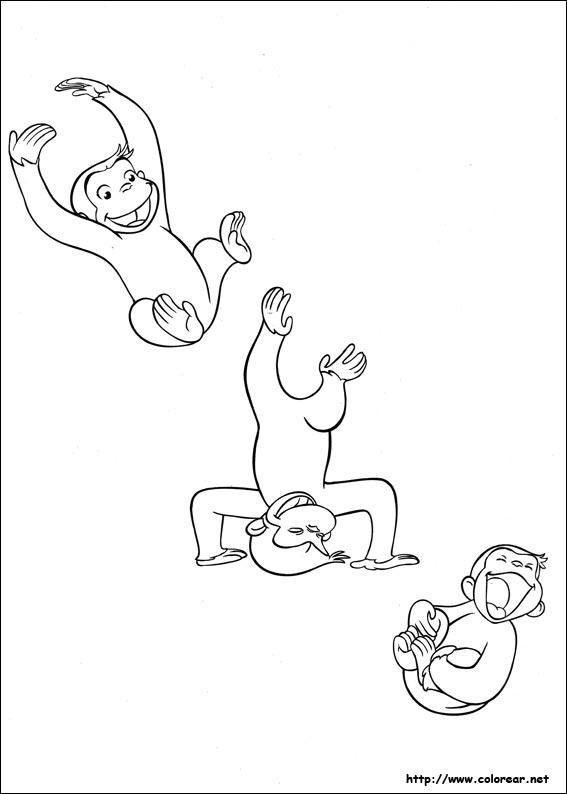 Jorge el changuito caricatura - Imagui