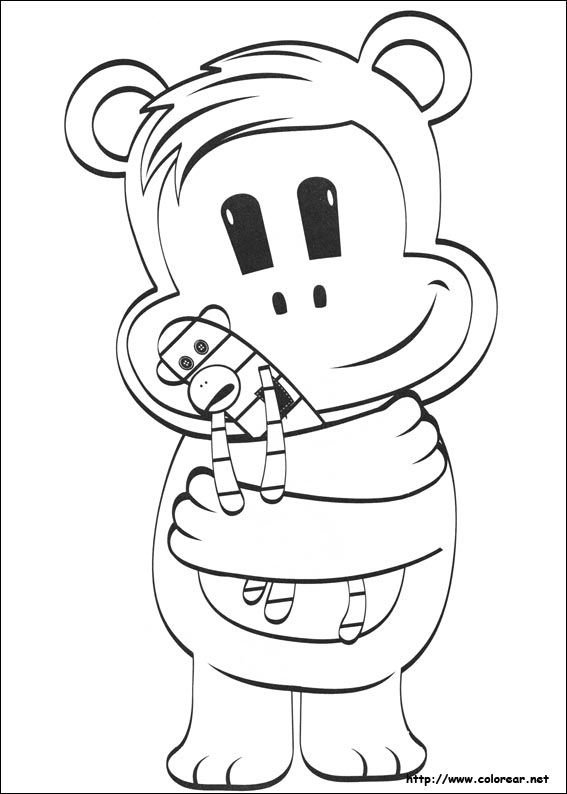 Color Your Own  Coloring Pages