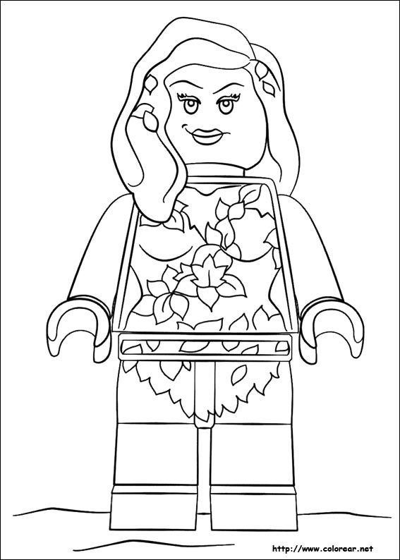 Contemporáneo Navidad Lego Para Colorear Composición - Ideas Para ...