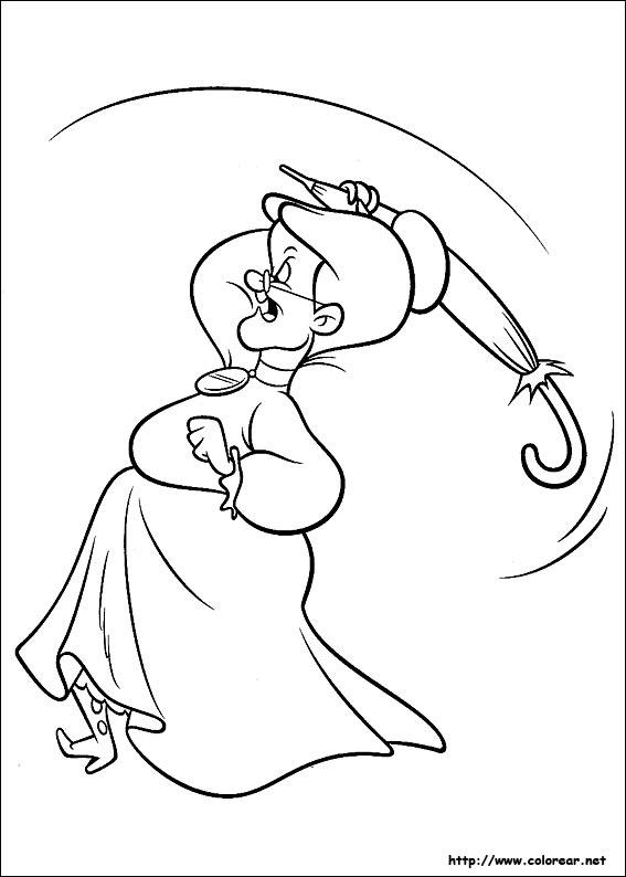 Dibujos para colorear de Looney Tunes