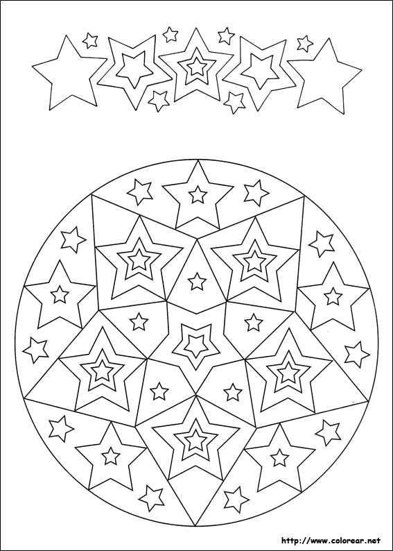 Free Coloring Pages Of Sin Mandala Para Colorear Mandala Colorear