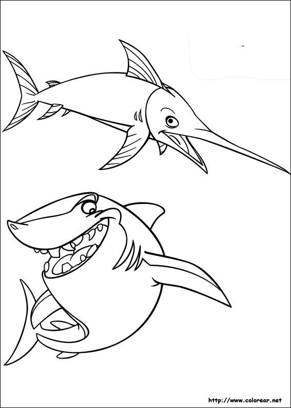 Dibujos para colorear de marcelino - Dessin espadon ...