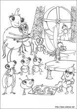Miss spiders coloring pages ~ Dibujos de Miss Spider para colorear en Colorear.net