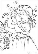Dibujos De Navidad Para Colorear En Colorearnet - Dibujos-originales-de-navidad