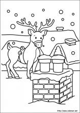 Dibujos De Navidad Para Colorear En Colorearnet