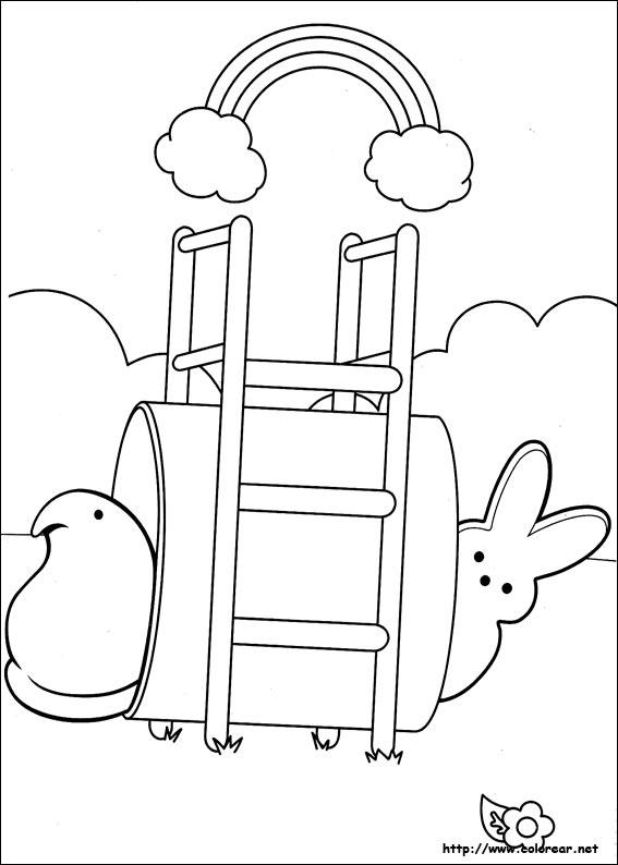 Dibujos De Marshmallow Peeps Volver A La Categoría