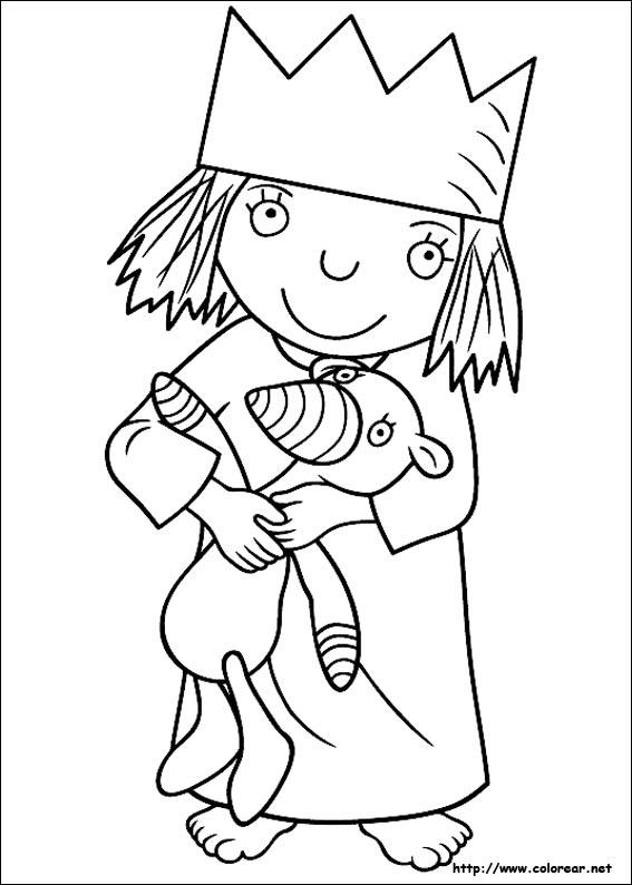 Dibujos Para Colorear De Princesas Pequeñas picture gallery