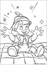 Dibujos De Pinocho Para Colorear En Colorearnet