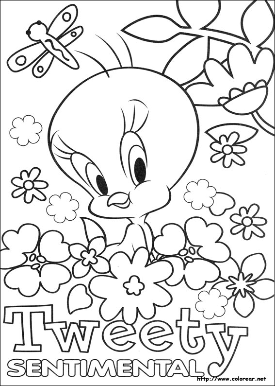 Piolin para colorear que diga te amo imagui for Te amo coloring pages