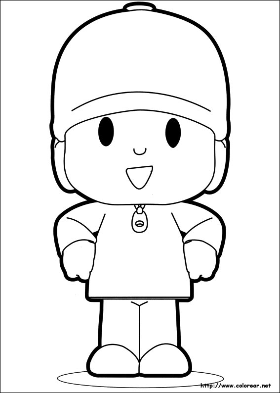 Tamal Coloring Pages