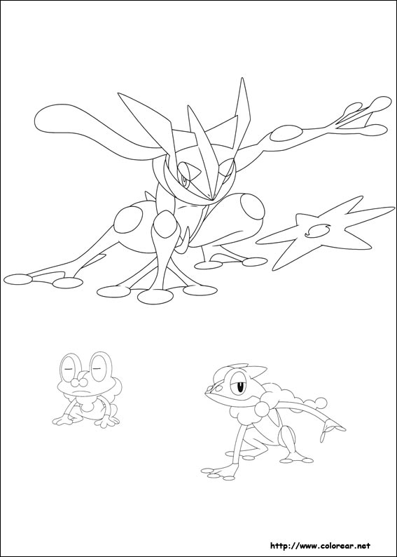 Pokemon Mega Evolution Kleurplaten Dibujos Para Colorear De Pokemon