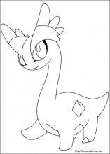 Dibujos De Pokemon Para Colorear En Colorearnet