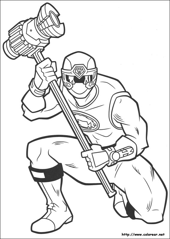power rangers jungle fury coloring pages - free coloring pages of power ranger jungle fury