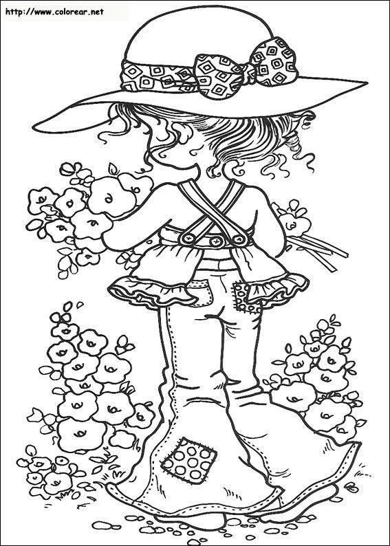 Dibujos De Sarah Kay Volver A La Categoria Sarah Kay