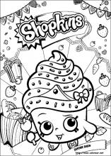 Dibujos de Shopkins para colorear en Colorear.net