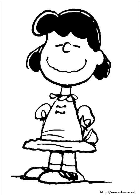 Dibujos de Snoopy para colorear en Colorear.net