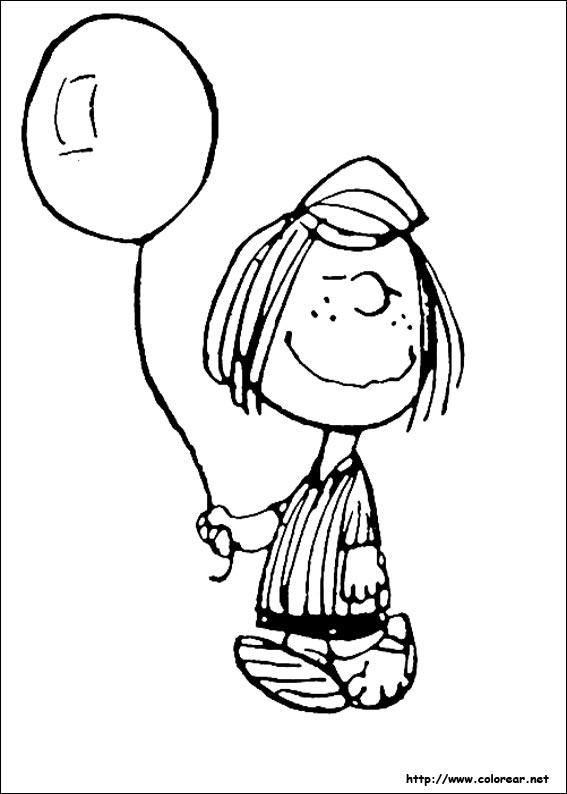 Dibujos de Snoopy para colorear - Imagui