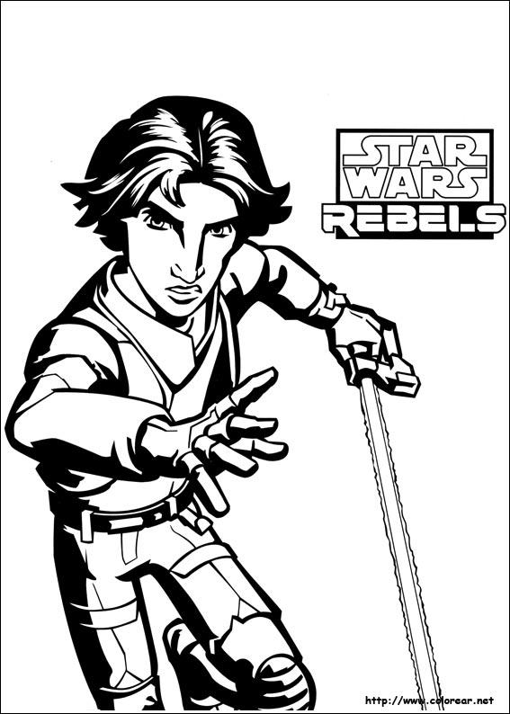Dibujos Para Colorear De Star Wars. Dibujos De Rd Arturito Y Cpo ...