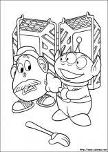 Dibujos De Toy Story Para Colorear En Colorearnet