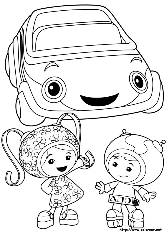 team umizoomi printable coloring pages - free coloring pages of umi