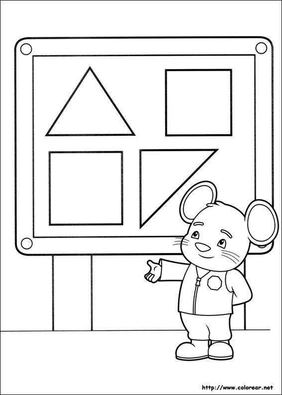 Dibujos de Umizoomi