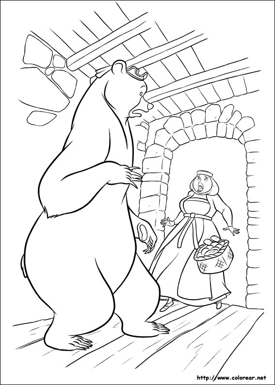 brave coloring pages games kids - photo#27