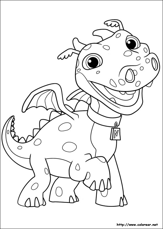 wallykazam coloring pages dibujos para colorear de wallykazam