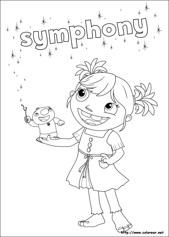 wally coloring pages | Wallykazam Pages Coloring Pages