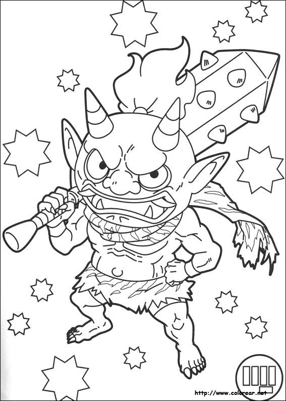 Dibujos Colorear Yo Kai Watch ~ Ideas Creativas Sobre Colorear
