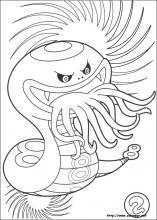 Dibujos De Yo Kai Watch Para Colorear En Colorearnet